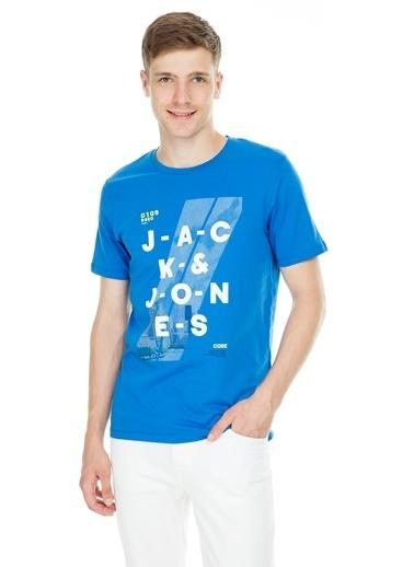 Jack & Jones Tişört Saks